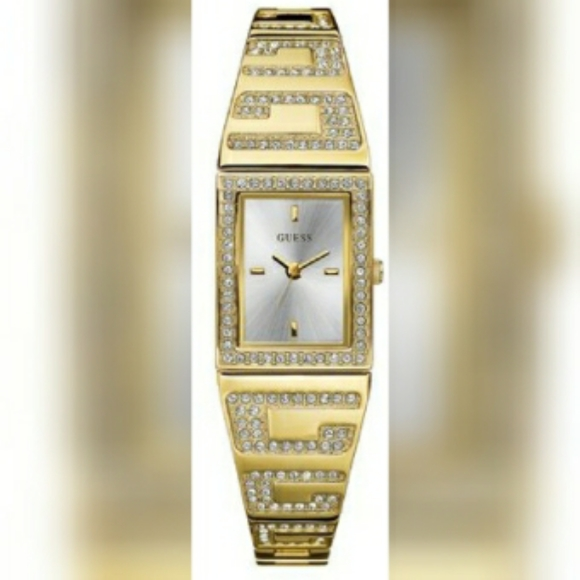 Guess ladies Swarovski Crystal watch - Stiletto